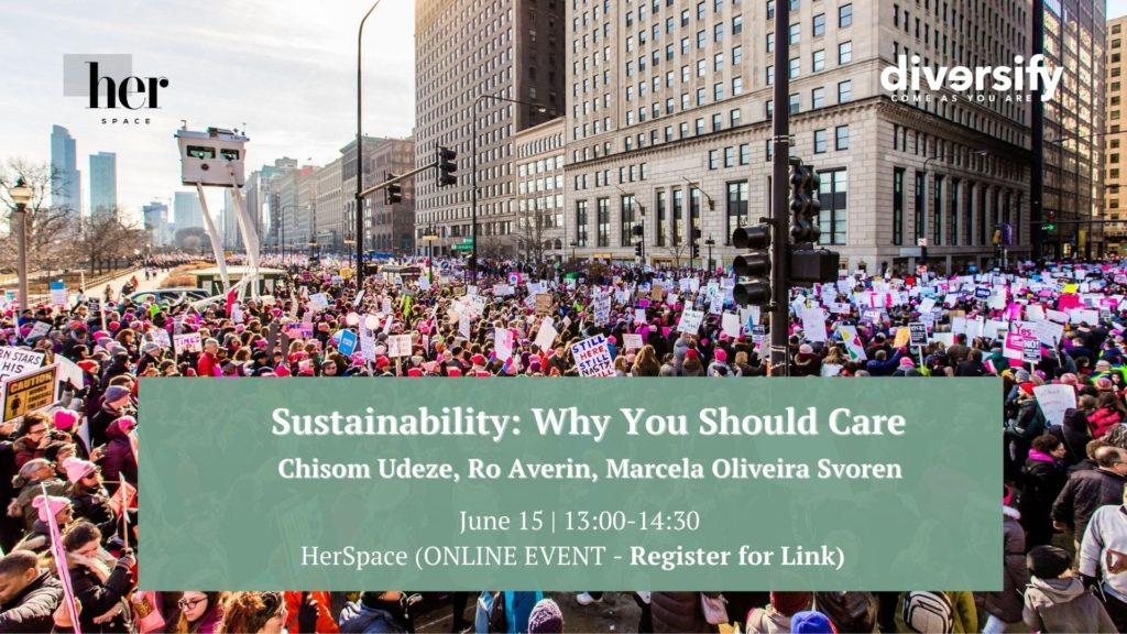 Sustainability: Why You Should Care.