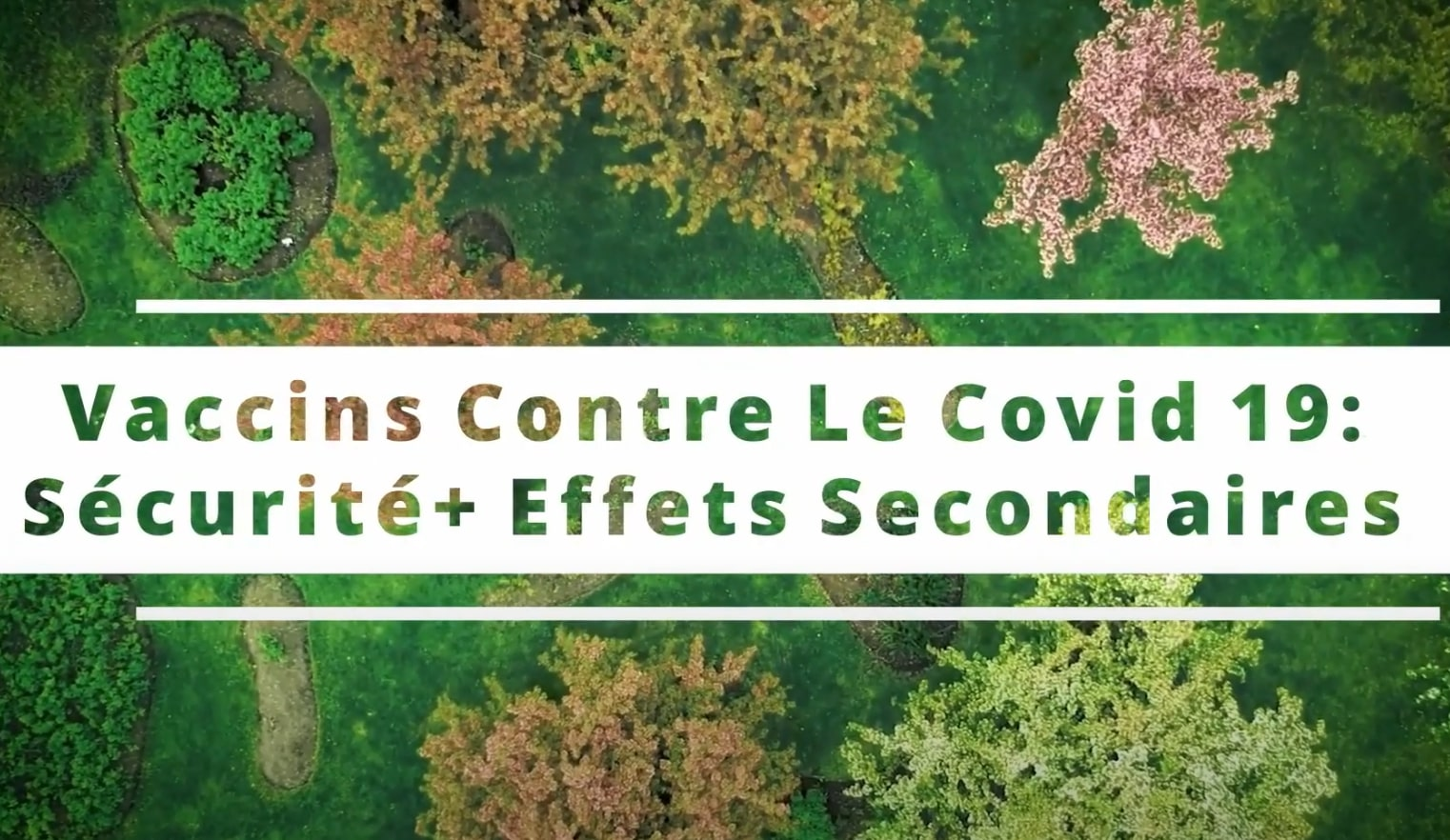 Covid Vaccines: Testing, Safety and Side Effects - French
