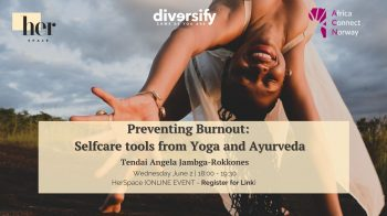 Preventing Burnout: Selfcare tools from Yoga and Ayurveda