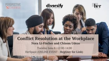 Conflict Resolution at the Workplace: Transforming challenges into Opportunities.
