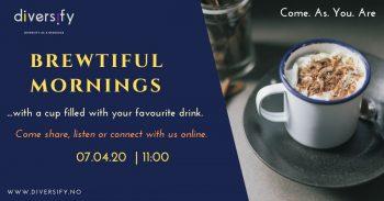 Brewtiful Mornings Diversify Facebook Post-2