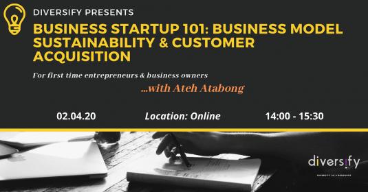 Business 101 - Ateh Atabong