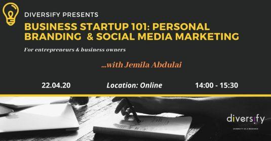 Copy of Business Startup 101 - Jemila Abdulai