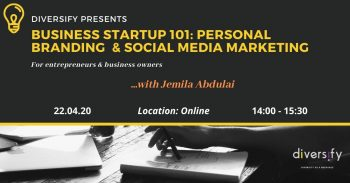 Copy of Business Startup 101 - Jemila Abdulai