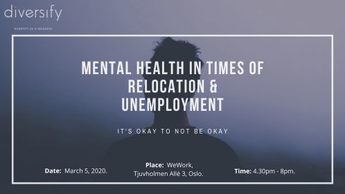 Diversify - Mental Health