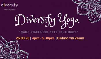 Diversify Yoga 3.0