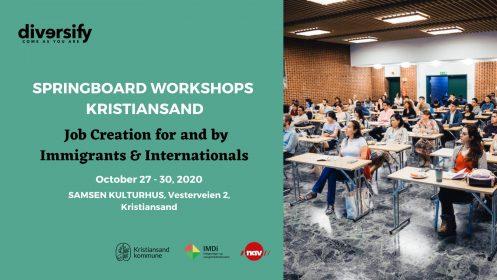 Kristiansand Workshop