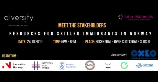Meet the Stakeholders Diversify Event 10.24
