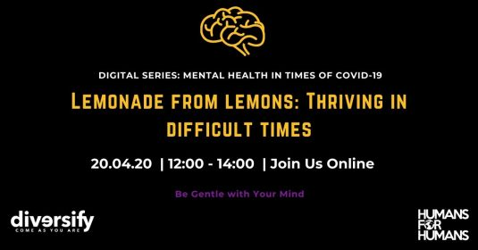Mental Health in Times of COVID-19 SERIES
