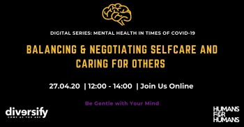 Mental Health in Times of COVID-19 SERIES-3