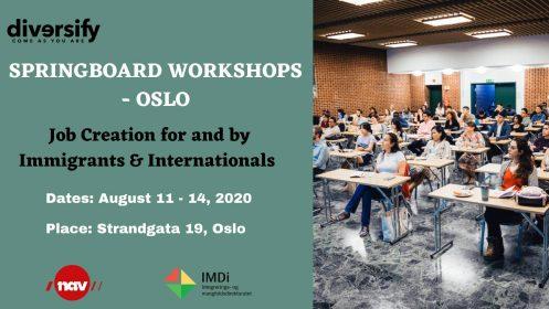 Springboard Workshop Oslo