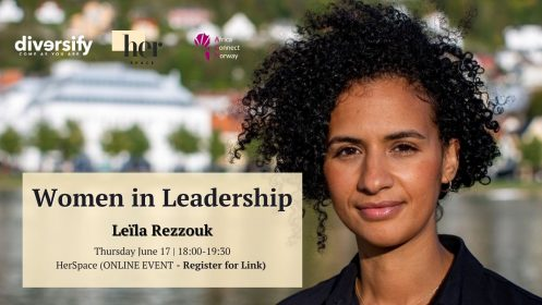 Women in Leadership: Leïla Rezzouk