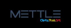 mettle logo color